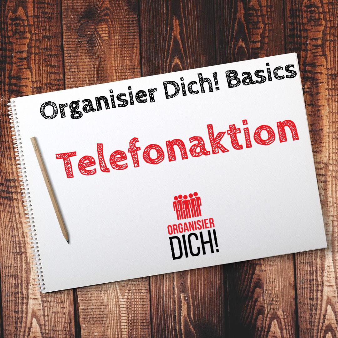 Organizing Telefonaktion